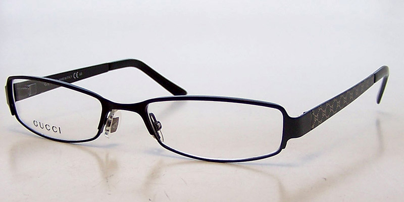 Used Designer Eyeglass Frames : NEW Gucci GG 2867 Womens Black Eyeglasses Eye Glasses ...